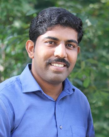 Mr. Binil Kumar