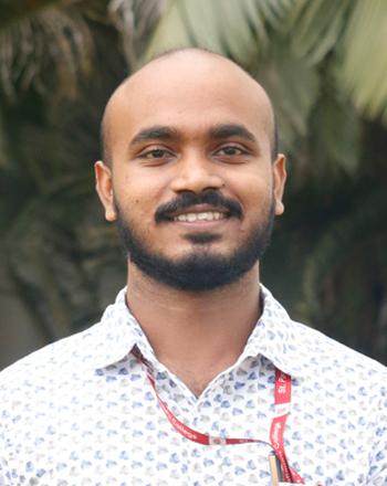 Mr. Ajeesh Joseph P