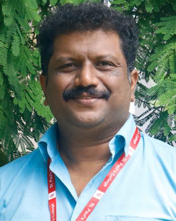 Mr. Antony Diaclous M J
