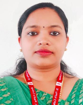 Ms. Priyanka E Thambi